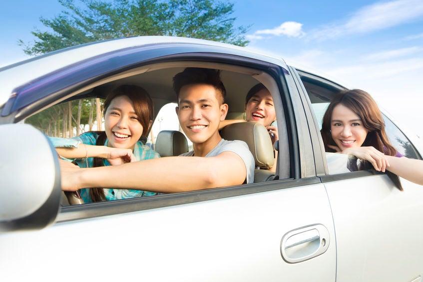 carpool drive