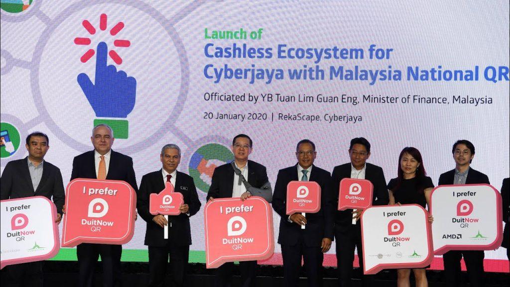 cyberjaya cashless ecosystem 1