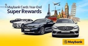 maybank cards year end super rewards
