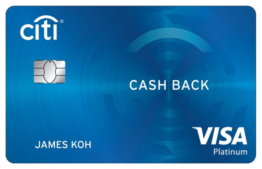 Citi Cash Back Visa