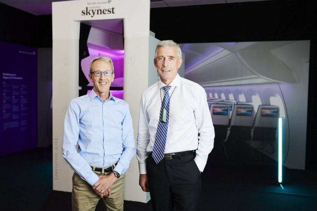 Air New Zealand Skynest