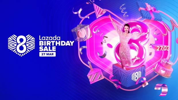 lazada 8th birthday sale