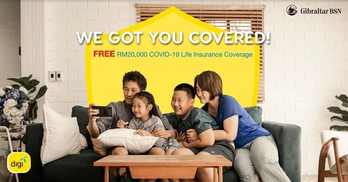 digi gibraltar covid 19 insurance