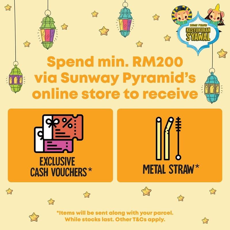 sunway pyramid online store 2