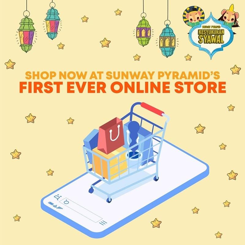 sunway pyramid online store 1