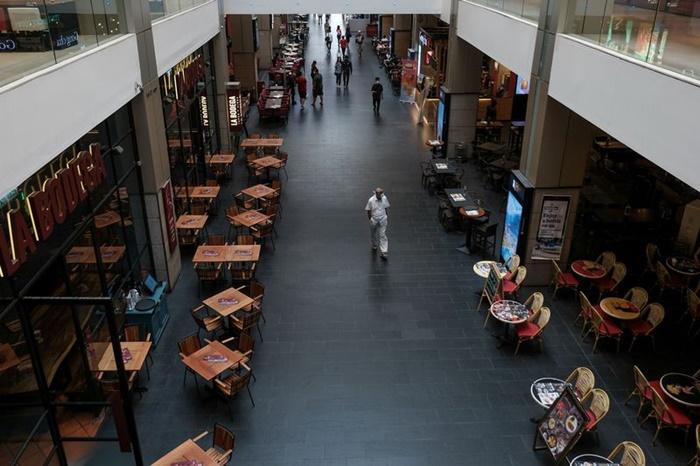 empty mall in kuala lumpur