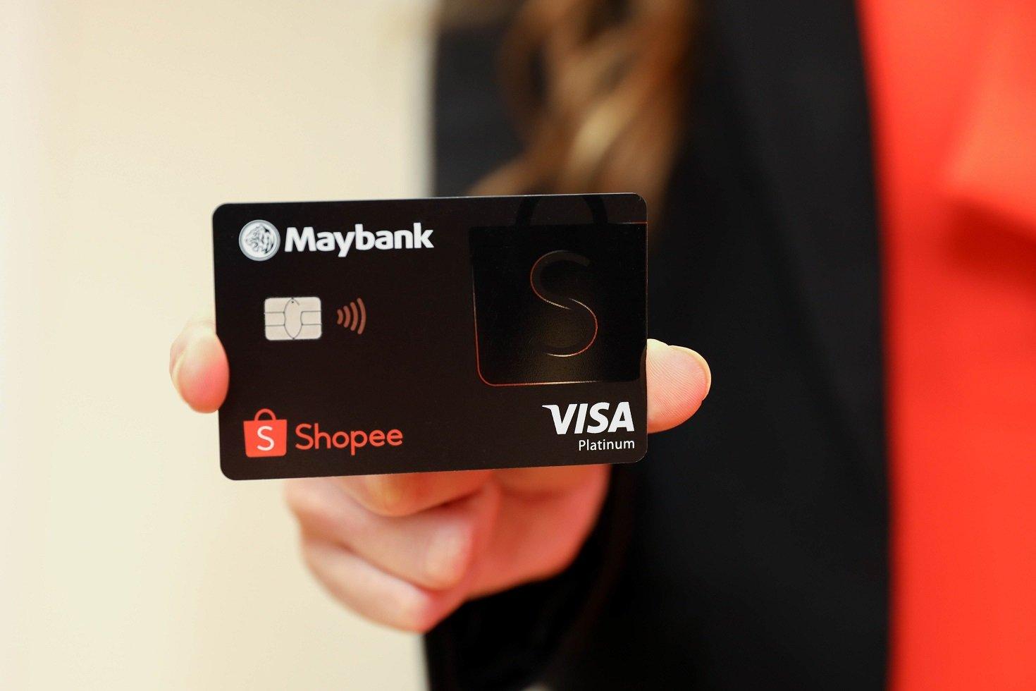 maybank shopee visa platinum