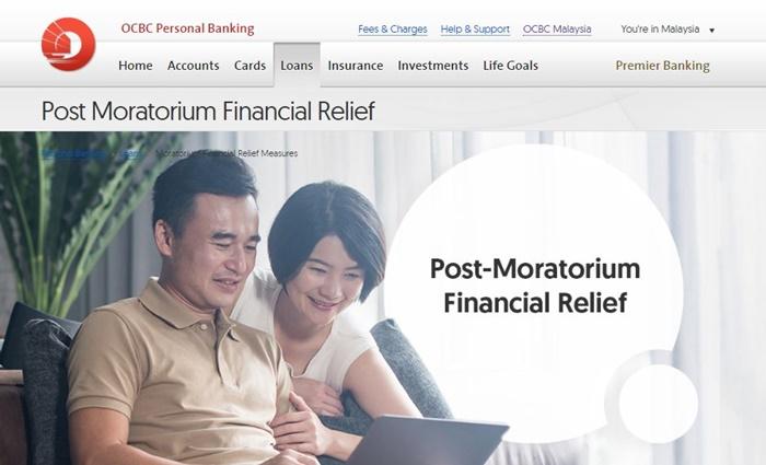 ocbc post-moratorium financial relief packages 1