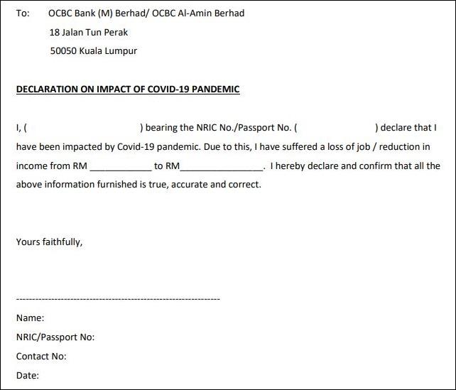 ocbc post-moratorium financial relief packages 3