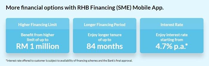 rhb financing sme mobile app 2