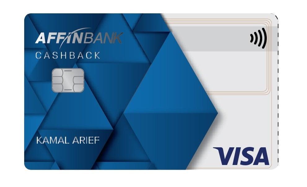 Affin Duo Visa Cashback Card