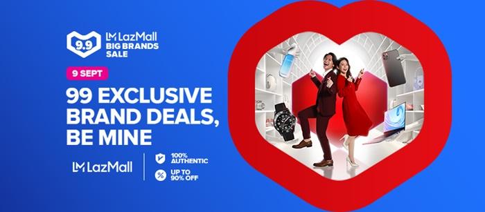 lazada 9.9 big brands sale 2