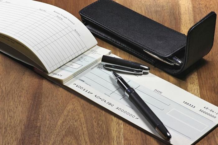 chequebook 1