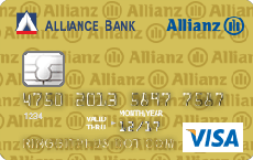 Allianz Life Insurance Gold credit card