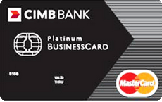 personal products cards credit cimb platinum mastercard