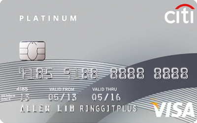 Promotion credit citibank cards