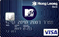 Hong Leong MTV Card credit card