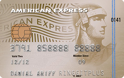Maybank american express gold low 9 interest fees
