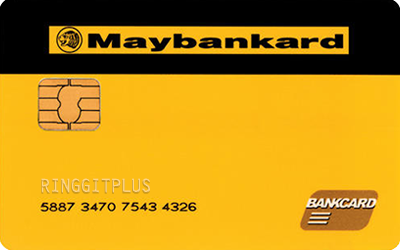 Maybankard Bankcard credit card