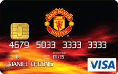Public Bank Manchester United Card credit card