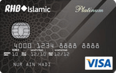 RHB Platinum Credit Card-i Visa credit card