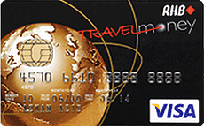 RHB Travel Money Visa credit card