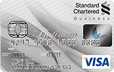 Standard chartered business visa platinum higher credit limit standard chartered business visa platinum colourmoves