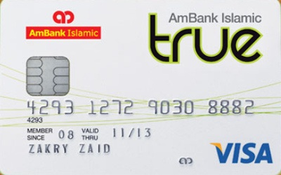 AmBank Islamic TRUE Card-i credit card