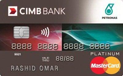Cimb Petronas Platinum Mastercard Petrol Cash Rebates