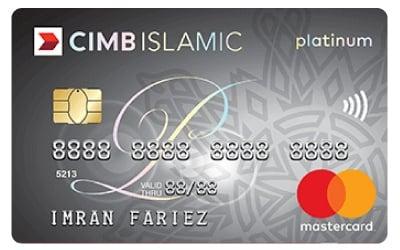 Cimb Islamic Mastercard Platinum No Annual Fee