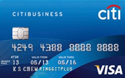 citibank citibusiness credit card - Citibank Business Credit Card