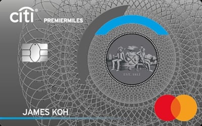 Citi PremierMiles Mastercard®