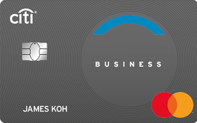 Citi Business Platinum Mastercard