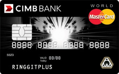 CIMB Direct Access Institution of Engineers, Malaysia (IEM) World MasterCard credit card