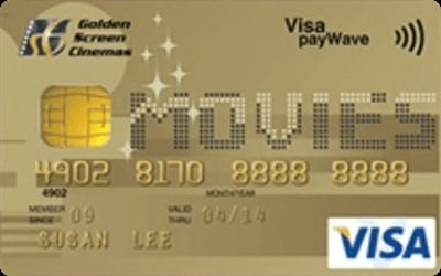 GSC - Hong Leong Gold Visa credit card