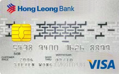 Hong Leong Classic Visa credit card