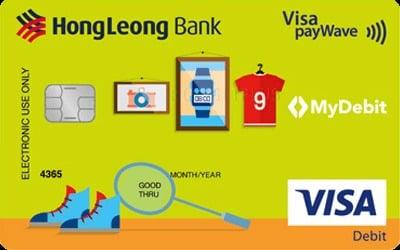 Hong Leong Junior Debit Card