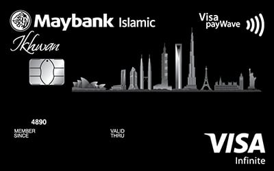 Maybank Islamic Ikhwan Visa Infinite Card-i