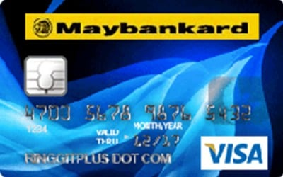 Maybank Visa Classic credit card