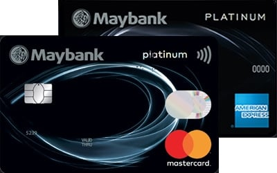 Maybank 2 Platinum Cards