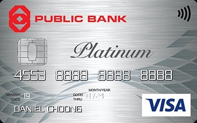 Public Bank Visa Platinum