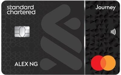 Standard Chartered Worldmiles World Mastercard Great Travel Privileges
