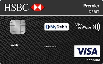 HSBC Premier Debit Card credit card