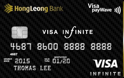 Hong Leong Visa Infinite