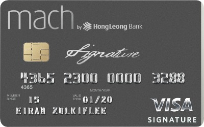 BENEFITS SIGNATURE VISA