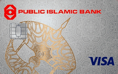 Public Islamic Bank Visa Gold Credit Card-i credit card