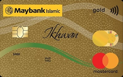 Maybank Islamic MasterCard Ikhwan Gold Card-i