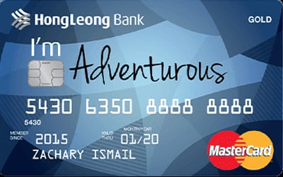 Hong Leong I'm Card credit card