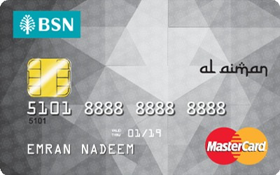 BSN Classic MasterCard Credit Card-i credit card