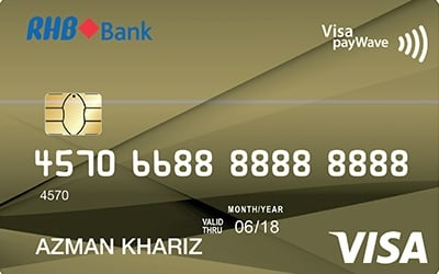 RHB Smart Value Visa Card credit card